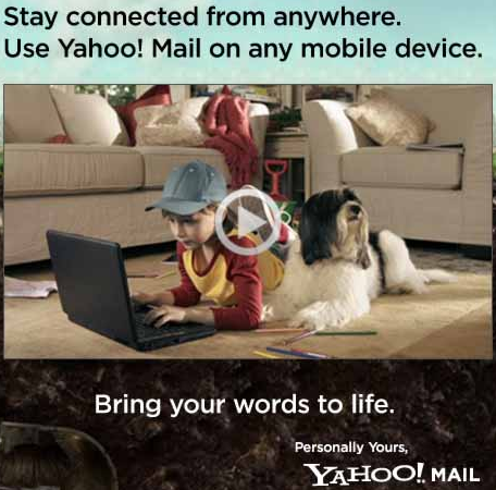 yahoo mail homepage